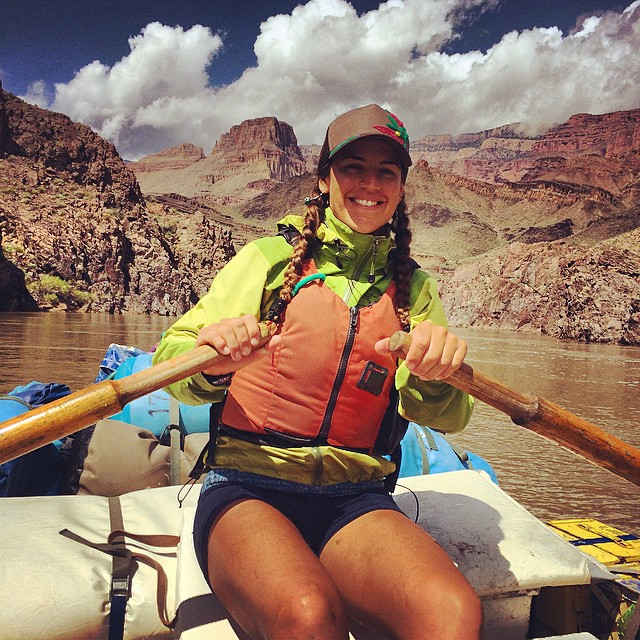 Just another day in the office... #grandcanyon #riverguide