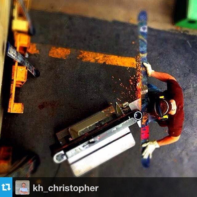 #Repost from @kh_christopher catching @skierbw shinning up that new new under a warm Indian summer afternoon in SLC.