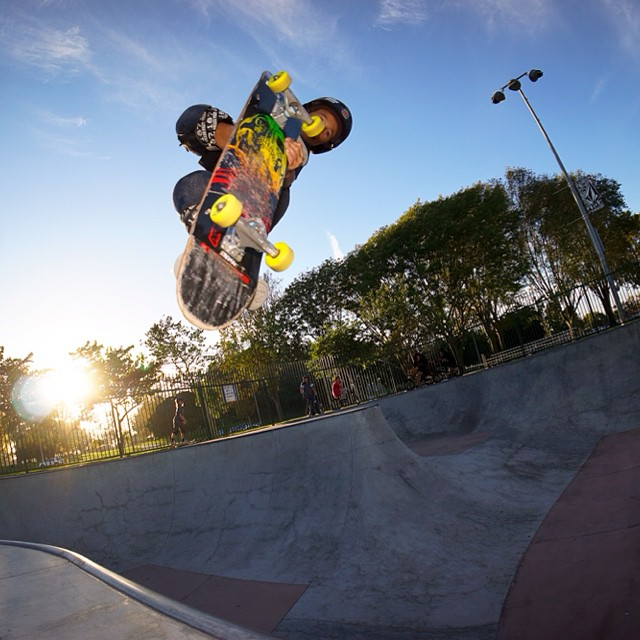 @taylor_sk8r Going Ham!