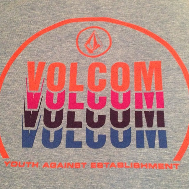 Labelize it Basic Tee #volcom #ss14 #embracethestrange #volcomtee #tee