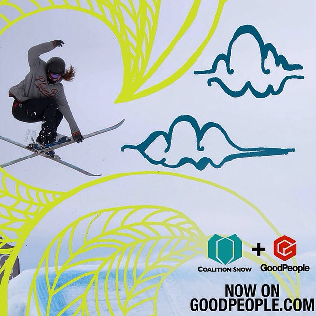 Lady shredder friends we just launched the @coalitionsnow shop on GoodPeople.com - I am so psyched on these #skis and #snowboards - Coalition is changing the game for women - these aren't your watered down versions of men's skis & boards but awesome...