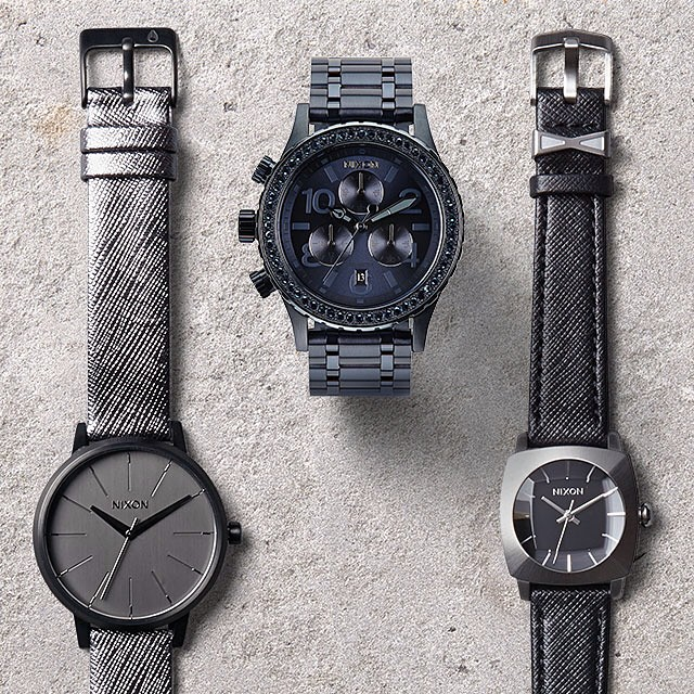 Fall arrivals now available.  Welcome the new: nixon.com (link in bio: @nixon_now)  #TheKensington  #3820Chrono  #TheLuca  #NixonFall2014  #Nixon