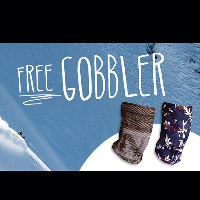 Want a FREE FLYLOW GOBBLER face tube? Copy and paste this link into your browser  http://bit.ly/1uTY367 for your chance to claim one.