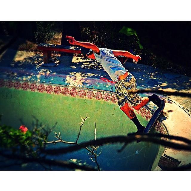 Team rider from #California @fif_one❄️#frostyheadwear #skateboarding