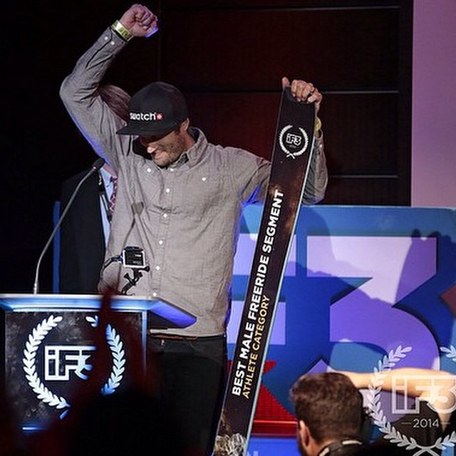 Congrats to our great friend @codytownsend for his win at #if32014 | Yeah buddy!