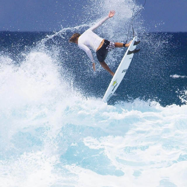 Danger is his middle name. #grangerlarsen #danger #dangerlarsen #bbrsurf #bbr #buccaneerboardriders #teamrider