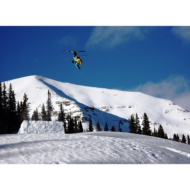 @wileymiller ladies and gents. Get stoked for the impending winter. #shapingskiing #riderowned