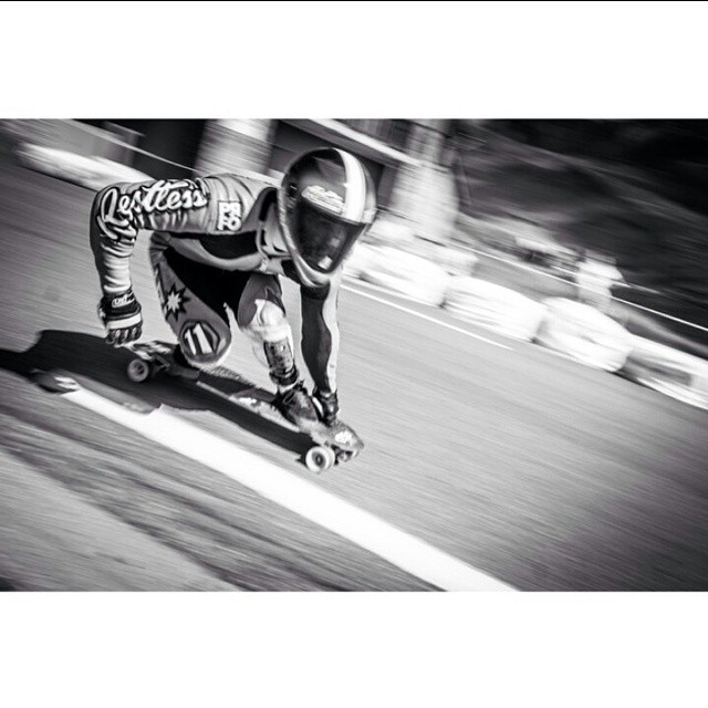 Regram from @unai_bellamy ! @nikodh doing his things at #pnd2014 ! Fast and steezy