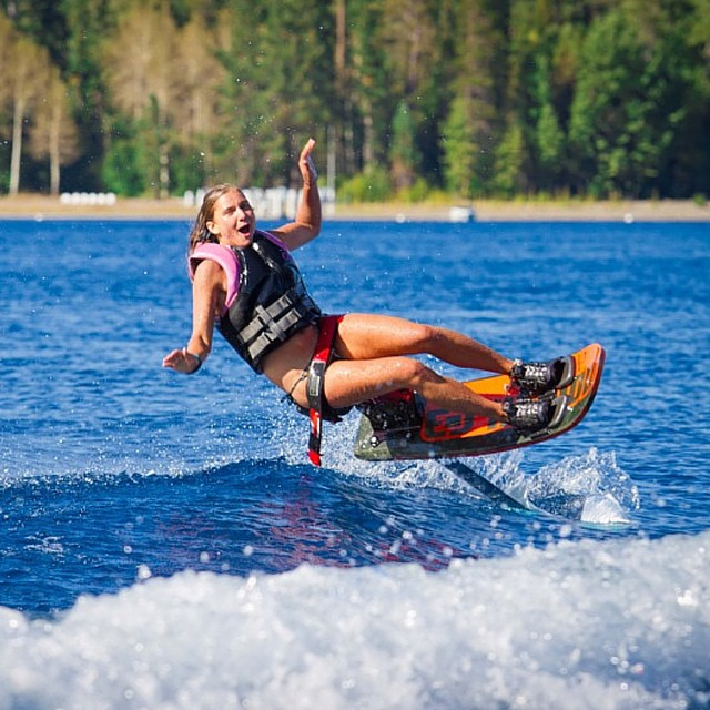 Thanks @grantkorgan for a fun day on the lake! | For the whole blog post head to our website located in our bio #laketahoe #hydrofoil