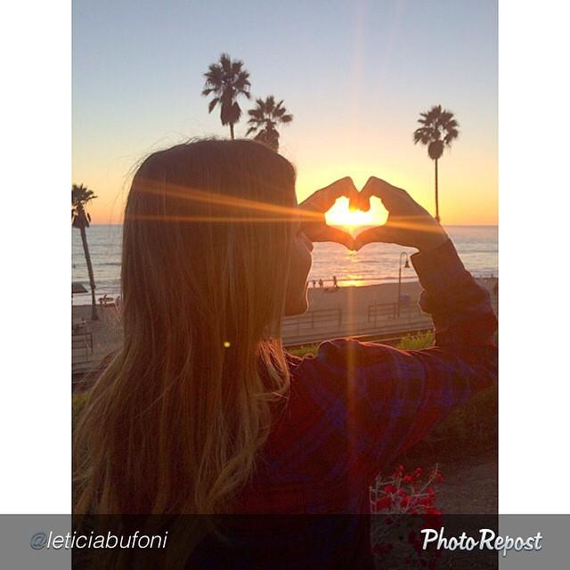 #California love. Repost from @leticiabufoni.