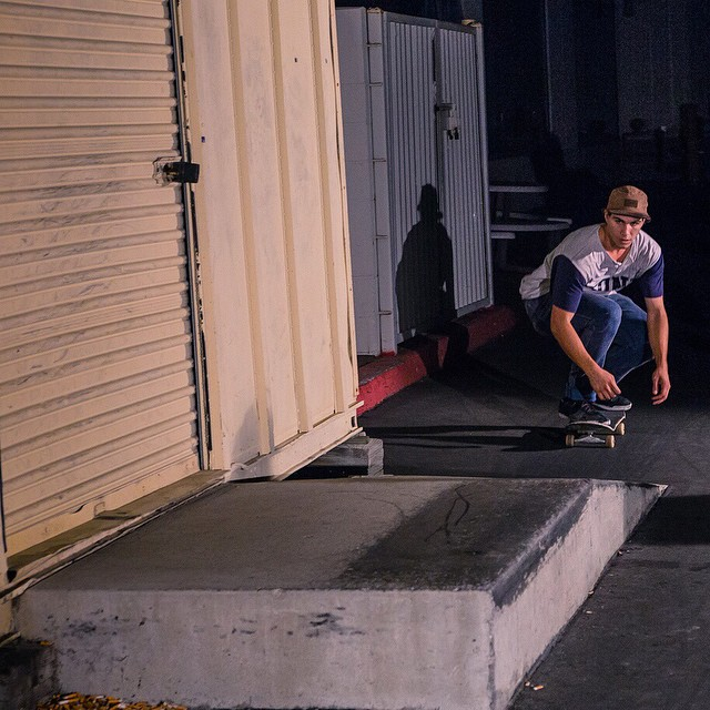 Night Work : Matt Delgiudice #lovematuse PC @josephbuckleycampbell