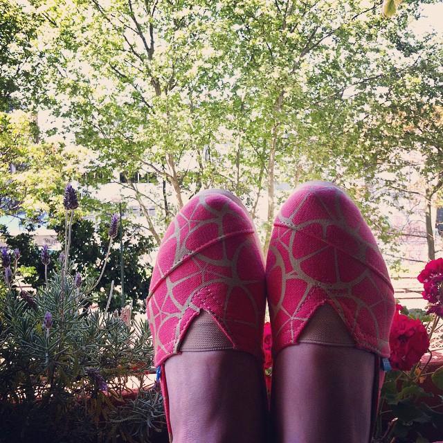 Yey! Hello Primavera!  #paezshoes #paezweekend #paezsummer #summerargentina #paezfruits #pomelo