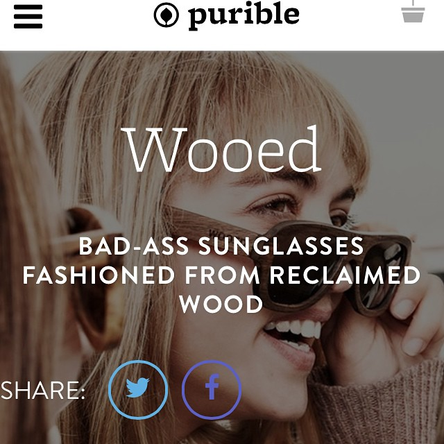 Check us out on Purible!