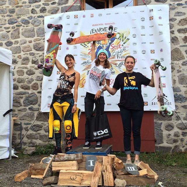 Congrats @alex_kubiak_ho_chi #2nd #LaCroixSaintRobert #Cantellated #Tesseract @orangatangwheels #Kegel