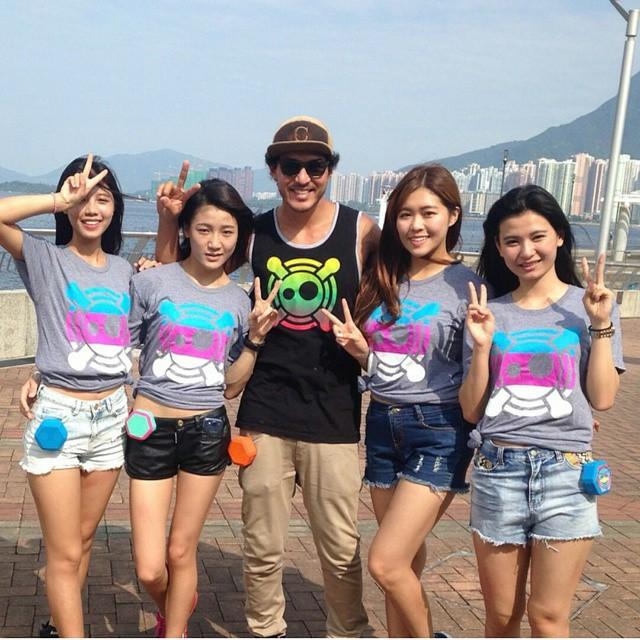 #Boombotix is taking over Hong Kong!