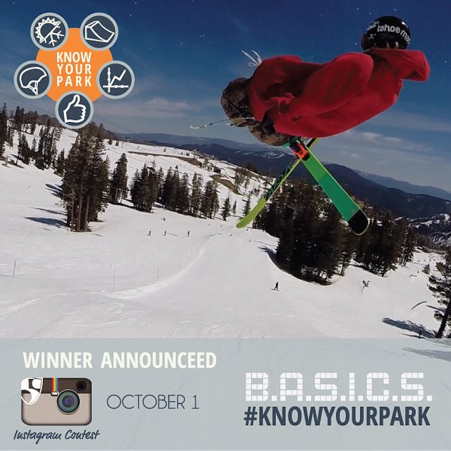Show us how you #KnowYourPark | Enter the #KnowYourPark Insta contest by Oct. 1 |
