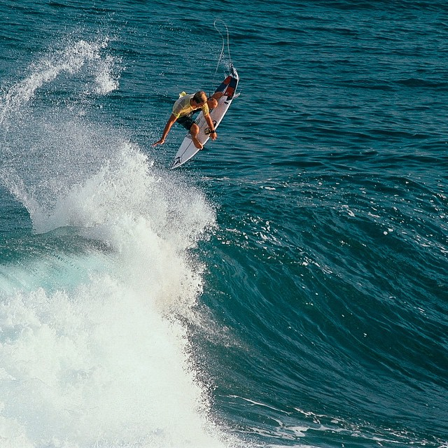 @willyaliotti went on a barrel spree in Bali and we have the footage to prove it.  Tune in on nixon.com/happenings #nixon