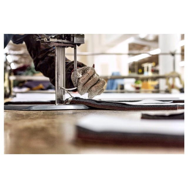 Tomorrow we will provide a 'behind the scenes' look into our manufacturing process and offer a sneak peek at our new label: Desolation // #desolation #deso_supply #itswayoutthere #madeinSF