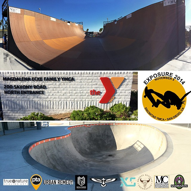We are beyond stoked to officially announce that #EXPOSURE2014 is happening on Saturday, November 8 from 9 a.m. to 5 p.m. at the Magdalena Ecke Family YMCA in Encinitas, California!!! --- Now in its third year, EXPOSURE features professional and...