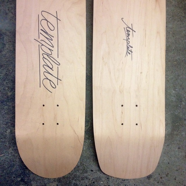 Any takers? #newshapes #handmade #skateboards #nashville