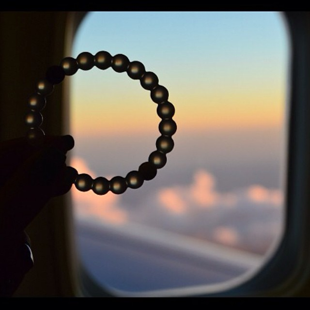 Flying over the sunset #livelokai  Thanks @kbar17