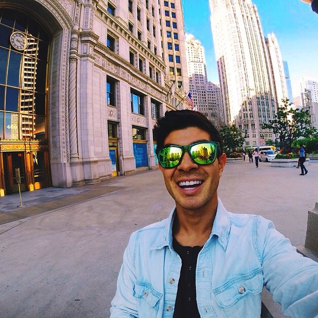 @japanesejames rocks Rio in the city! Get yours by clicking the link in our profile or visiting www.kameleonz.com | #Rio #lifesabeach #kameleonz #goprohaven #wheresyourbeach #City #fall #shades #sunnies #sunglasses #selfie #blog #blogging #reflections...