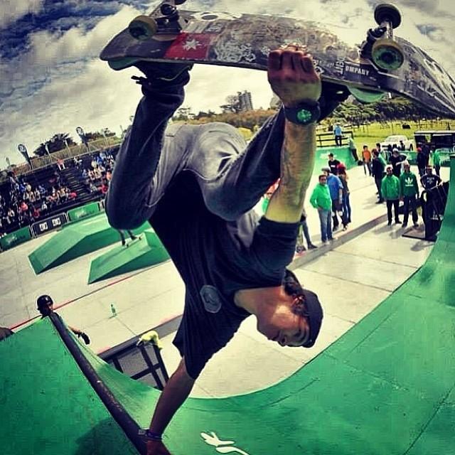 El Chino @sandromoral #volcom #volcomstoneage #skate #volcomfamily