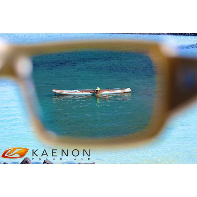 Thank goodness for #kaenon #polarizedeyeware and #nutrexhawaii #HawaiianAstaxanthin #eyehealth and #navitasnaturals #thesuperfoodcompany. I wouldn't ever get this visual without these essentials. Enjoy every moment of it with @kaenon, @itakebioastin...
