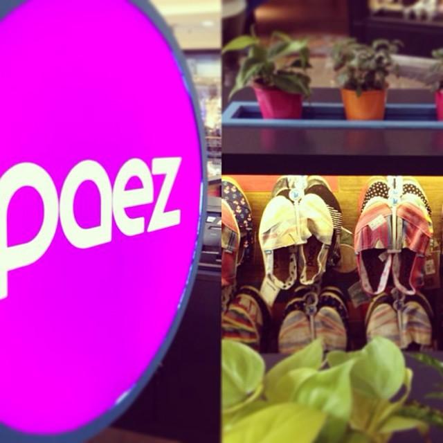 Páez en Unicenter. Ya nos viste? Veni a visitarnos #Páez #unicenter #store #shoes #paezshoes #argentina #buenosaires