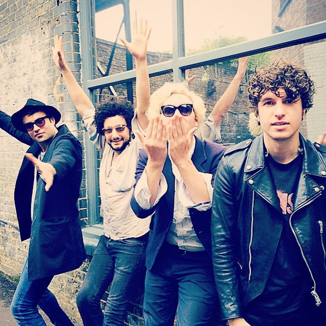 These Kooks in San Diego tonight! Pumped! @thekooksmusic @hughsaan @lukkuuus #timeawaits #badhabit #matchbox #onelasttime #lubylou #naive #forgiveandforget #shemoves #california #houseofblues