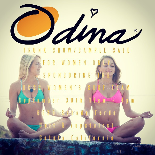 Find your #bikini #bliss this #tuesday in #SantaBarbara !! Hosting a fun #SampleSale #Trunkshow! Check out the Facebook event https://www.facebook.com/events/282584735263364/ to get signed up!! Free flash tattoos and braided bracelets just for showing up!