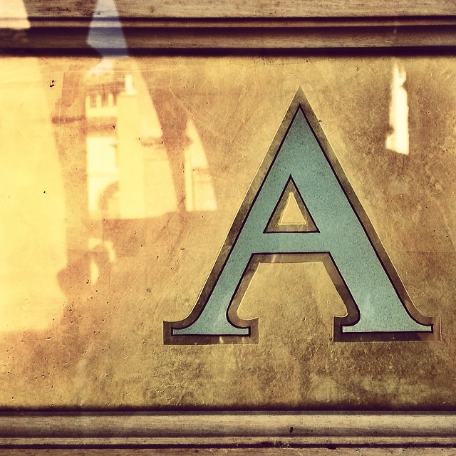 A is for AMORE. Follow us thru our journey in Italy and have a chance to win our contest! #seeainitaly