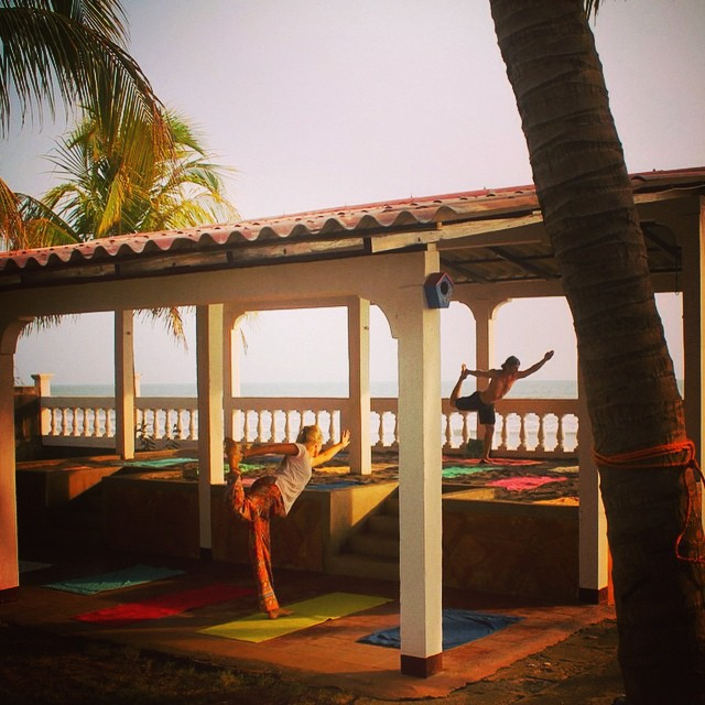 Yoga retreat ready! Get your clients out of the studio this winter :)