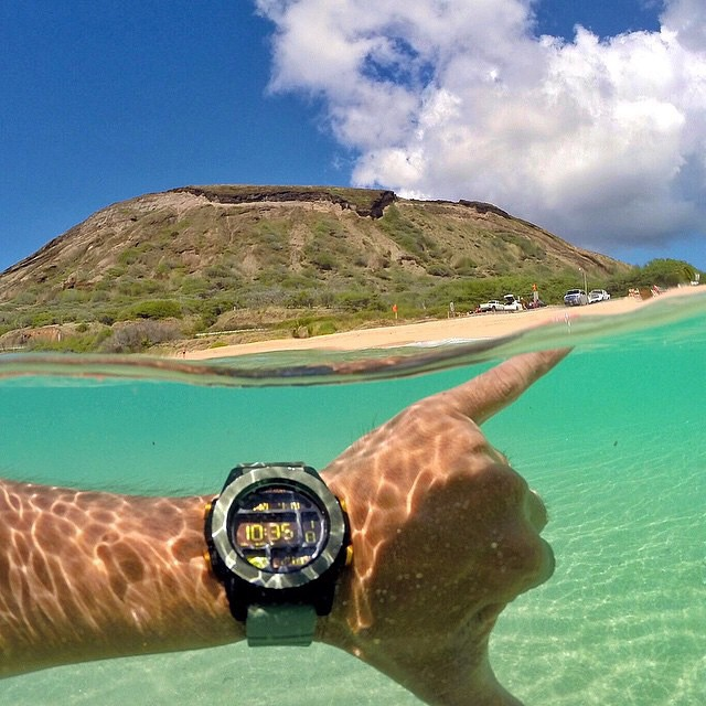 Aloha, weekend.  The Unit, tagged #nixon by @iliketoeatpho. #theunit