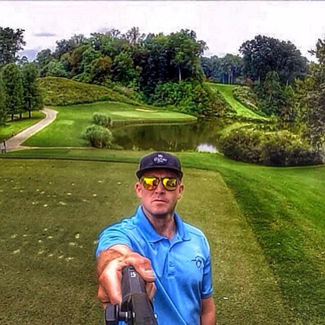 Golfing's always better in Kameleonz