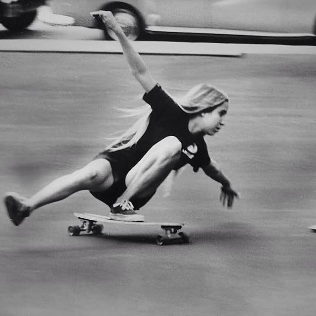 Sunday style. @laurathornhillcaswell, 2013 @skateboardinghalloffame inductee. --- #skating #skater #skateboarding #skateboarder #skate #skatelife #sk8 #skateboard