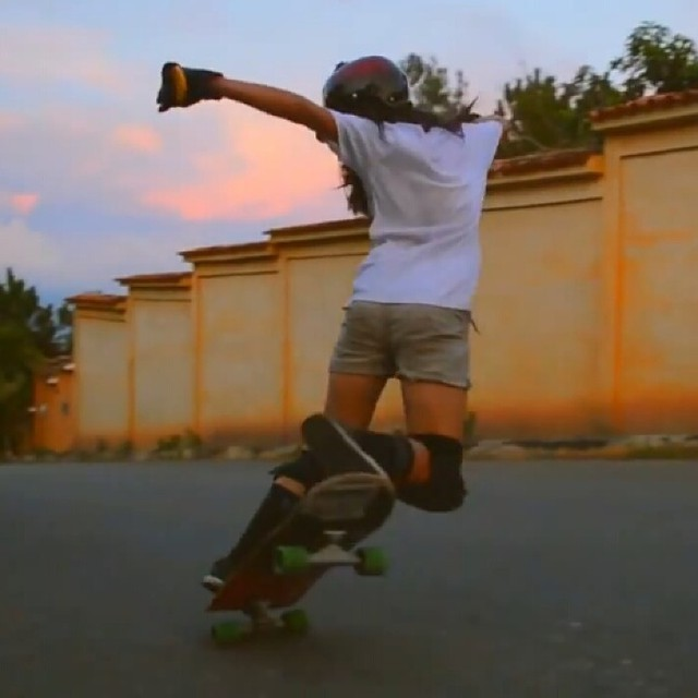 Go to www.longboardgirlscrew.com and check out Longboard Girls Crew Venezuela & all around rider Carmen Viera killing it. Check out her latest edit!