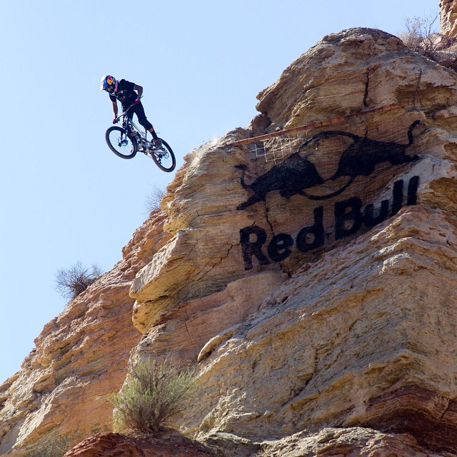 Congrats to your Red Bull #Rampage winner, @andreulacondeguy!