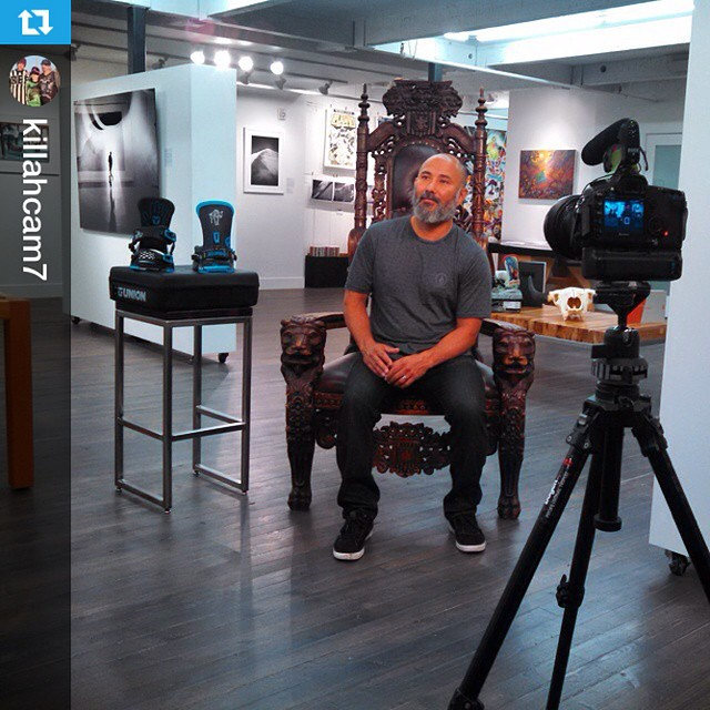 #Repost from @killahcam7  The messiah...re-do.