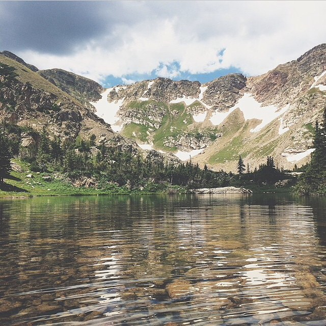 Who wouldn't want to live here?! #NatureOfProof captured by @drewwallace