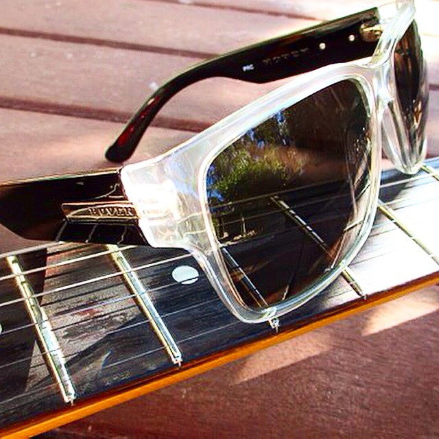 Rock out with a pair of #Hoven Mosteez Clear Black
