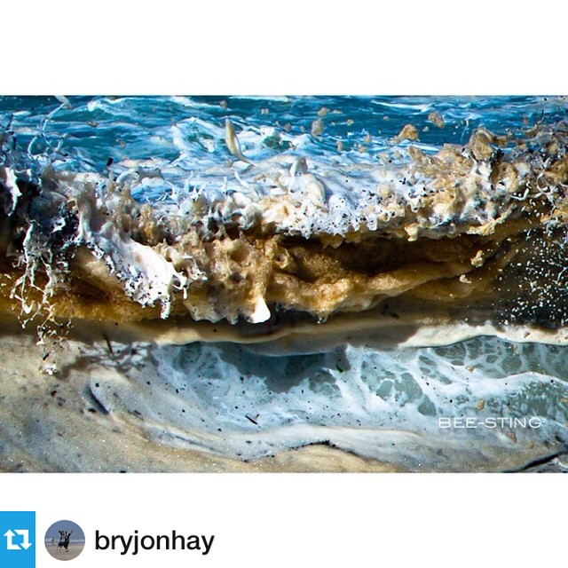 #Repost from @bryjonhay --- Mini wave.  #surf @hovenvision @waves_daily_