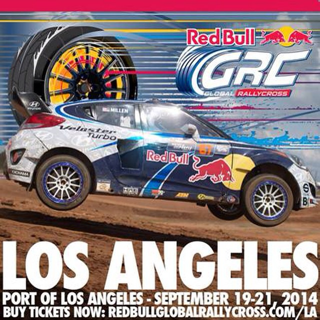 We're giving away a pair of tickets to Round 7 of the Red Bull Global Rallycross series taking place on Saturday, September 20th at The Port of LA in San Pedro, Ca!  To Enter: 1. Post a photo of yourself in Hoven shades 2. Tag #hovenvision &...
