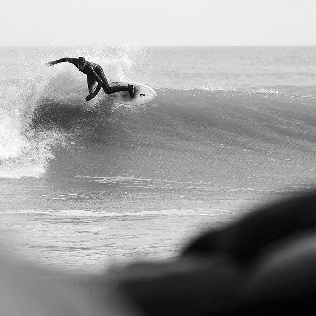 A while ago but hopefully again soon. #newengland #coldwatersurf