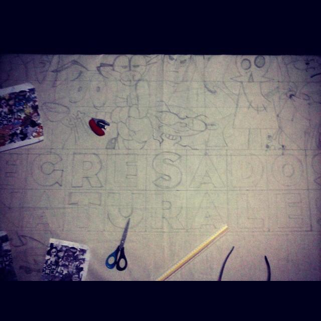 No falta nada #cn #cartoonnetwork #egresados #2014 #brc #bariloche