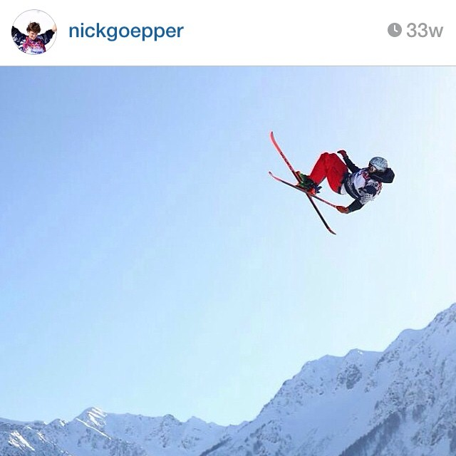 #regram from @nickgoepper demonstrating how he knows his park | #KnowYourPark Insta Contest ends TONIGHT |