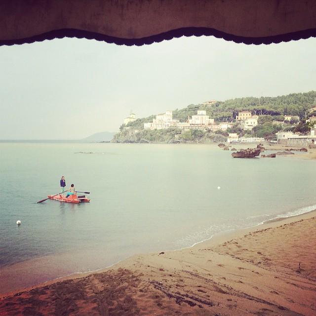 È il naufragar m'è dolce in questo mare ~~~ #seeainitaly #seeaonset #seeaspring2015
