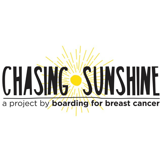 We are honored to share the first look of B4BC's documentary, #ChasingSunshine, which follows pro snowboarder Megan Pischke's journey with breast cancer.  This 9-minute preview is a powerful look inside Megan's first day of chemotherapy, the rigors of...