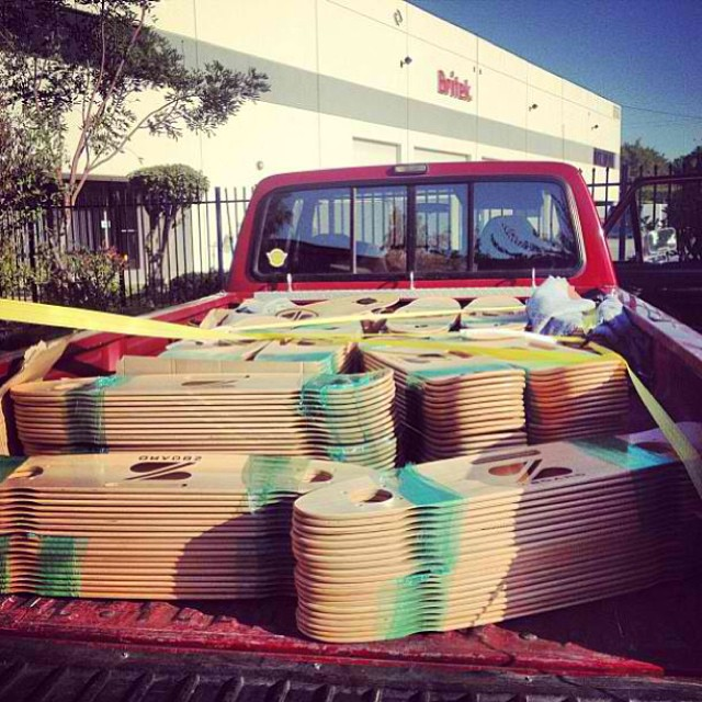 #tbt to the first time we ever picked up a few hundred decks!
