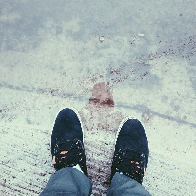 Chima y lluvia